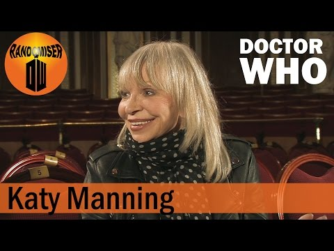 Katy Manning Exclusive Doctor Who  by Tim Quinn