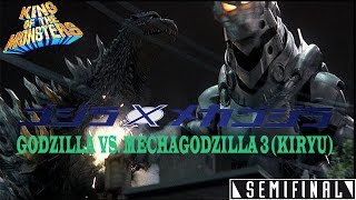 2002 & 2003 Rematch!! | Godzilla Save The Earth Xbox/Xbox360 Gameplay