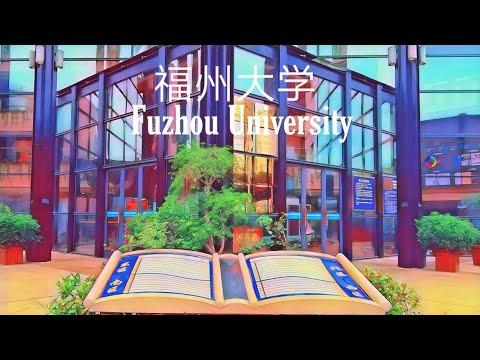 Explore Fuzhou University (Fuzhou-Fujian-Tiongkok)