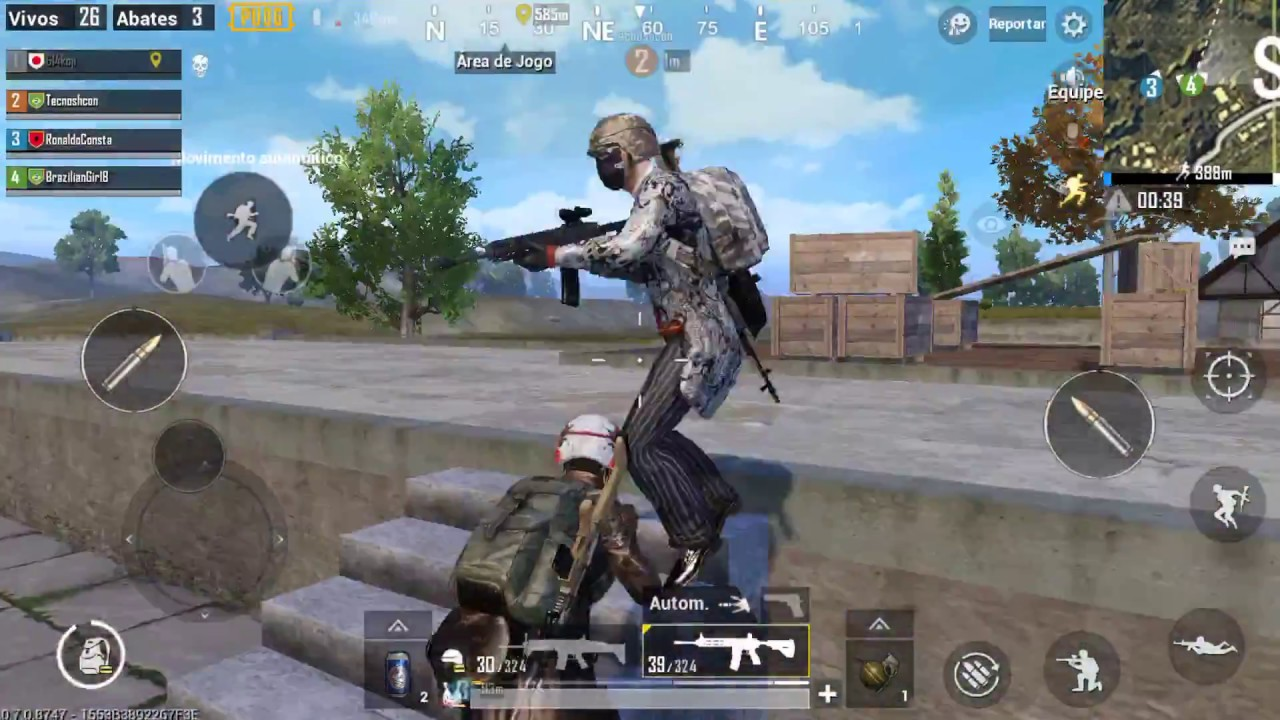 Pubg Mobile Hdr Iphone 6s: Best Simulation Games To Play For Android/iOs- PUBG MOBILE