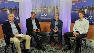 Describing clonal evolution in lymphoma
