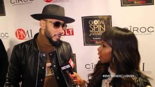 Swizz Beatz Talks New Baby with Alicia Keys & Bringing Positivity to Hip Hop Culture