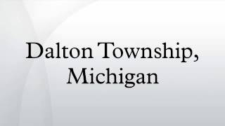 Dalton Township, Michigan