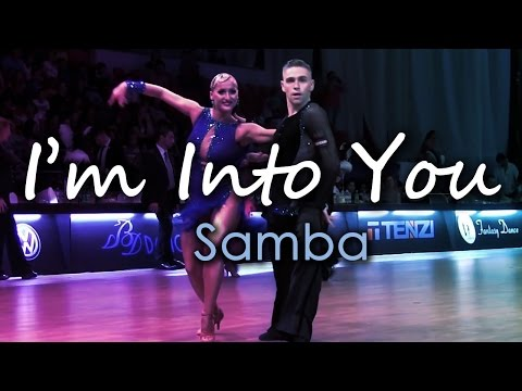 SAMBA | CDM & DJ ICE - I'm Into You (50 BPM)