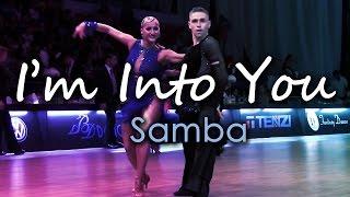 Download SAMBA | CDM & DJ ICE - I'm Into You (50 BPM) Mp3