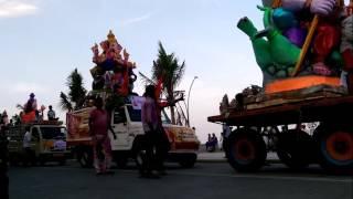 One day in India -  Vinayagar Chaturthi