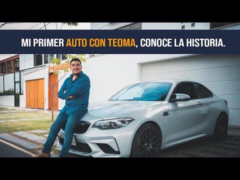Teoma entrega BMW a Alexis Gómez Guevara - Diamante Corona