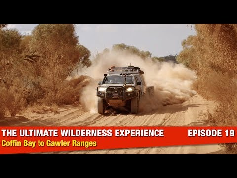 EPISODE 19 Trailer - The Ultimate Wilderness Experience - Coffin Bay to Gawler Ranges