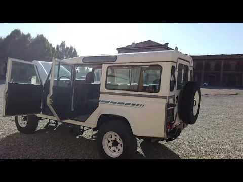 1985 Land Rover Defender 110 County