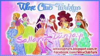 Winx Club 6: sallarız dünyayı turkish/türkçe