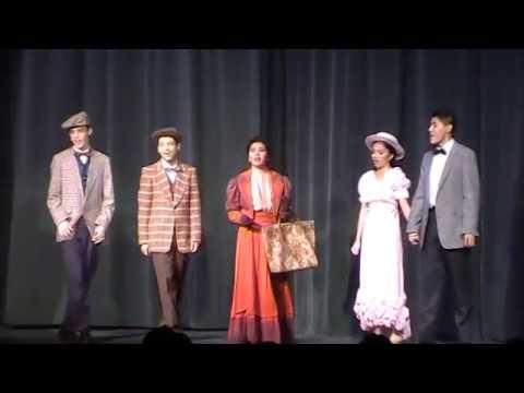 """Hello Dolly!"" - Buena Park High School (Act 1, Part 2/2)"