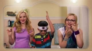 Лив и Мэдди - Хрупкий треугольник  - Сезон 2 серия 21 l Игровые сериалы Disney