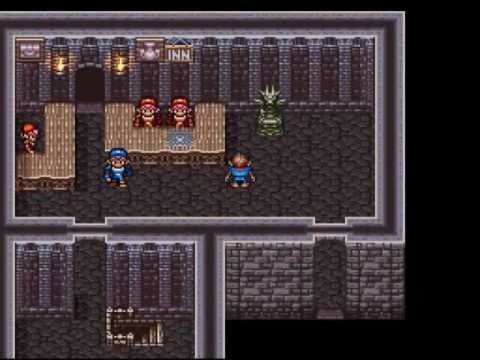 Lets Play Breath of Fire 2 [Part 21] - Chief Sten of Highfort