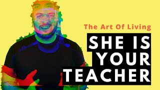 SHE IS YOUR TEACHER | Trevor Gudrie