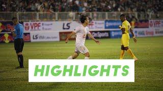 Highlights | Hoàng Anh Gia Lai - Sông Lam Nghệ An | Vòng 2 V.League 2021 | HAGL Media