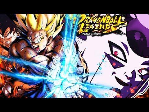LV 1,000 FRIEZA SAGA TEAM ONLY | Dragon Ball Legends