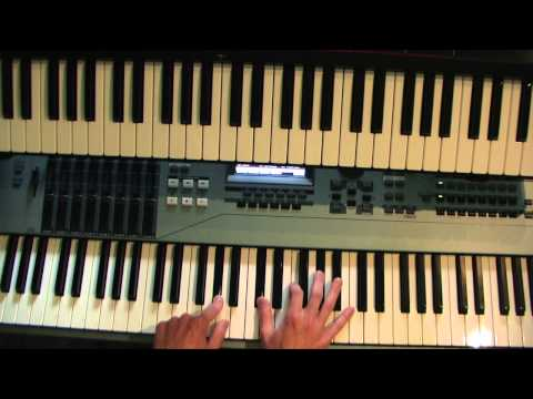 How to Play : Good Life by OneRepublic on Piano w/Chords - The PTM