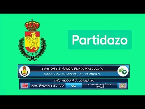ARS NARANJAS DE PALMA DEL RÍO VS ACANOR ATLÉTICO NOVÁS #DHPLATAMASC