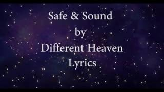 Different Heaven - Safe And Sound (Lyrics) thumbnail
