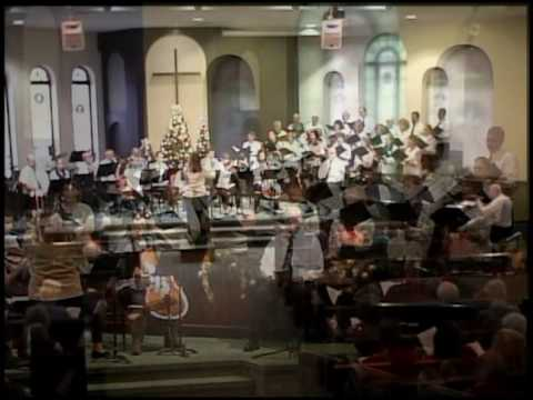 """Were You There on That Christmas Night"" - Christmas Cantata 12112016"