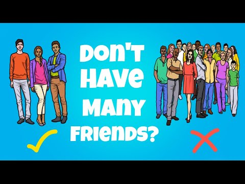 7 Reasons Why Intelligent People Have Fewer Friends