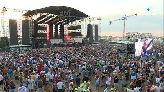 Le Barcarès : Electrobeach, le plus grand festival techno