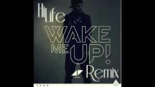 avicii wake me up ft aloe blacc hilife festival remix