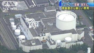 新型転換炉「ふげん」 放射線量の記録を改ざん(16/12/22)