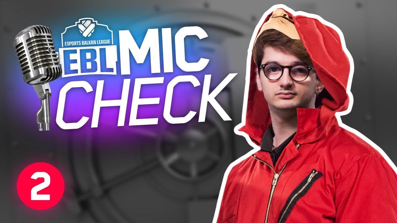 EBL Mic Check - Šta pričaju EBL igrači? #2 *Bella Ciao*