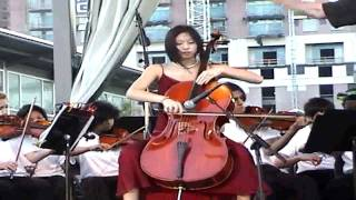 Marcia Chen Plays Saint-saens
