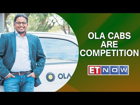 Anand Subramanian Of Ola Cabs Gives Insights On How The Business Works