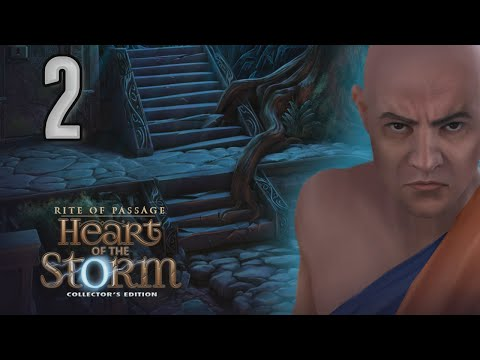 Rite of Passage 5: Heart of the Storm CE [02] w/YourGibs - Part 2 #YourGibsLive #HOPA