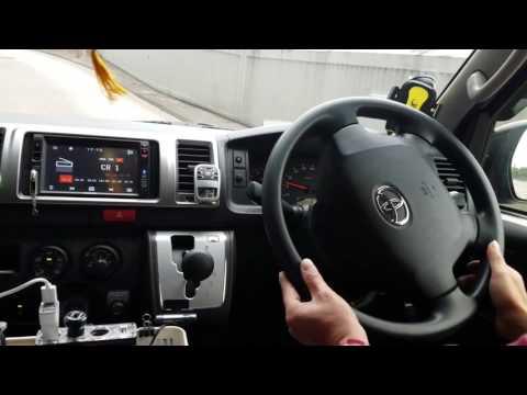 Toyota Hiace 安裝 DTE Pedalbox ……車主即裝即試車報告回應原來可以分別吟大