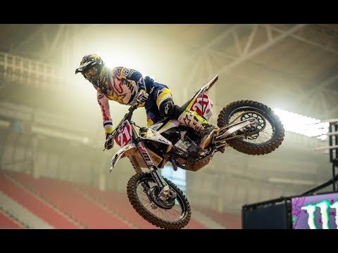 Jason Anderson 2018 Supercross Champion