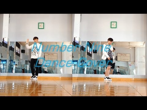Number 9 - T-ara (dance cover)