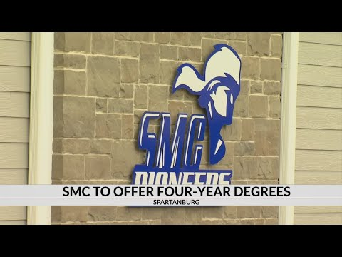 Spartanburg Methodist College to soon offer four-year degrees