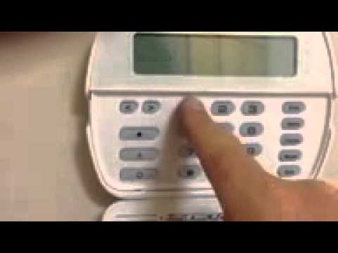 how to change time on dsc alarm system