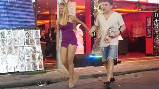 Thailand Girl Red | Pattaya After Midnight |  Bars, Girls and A F**k  Up Farrang!