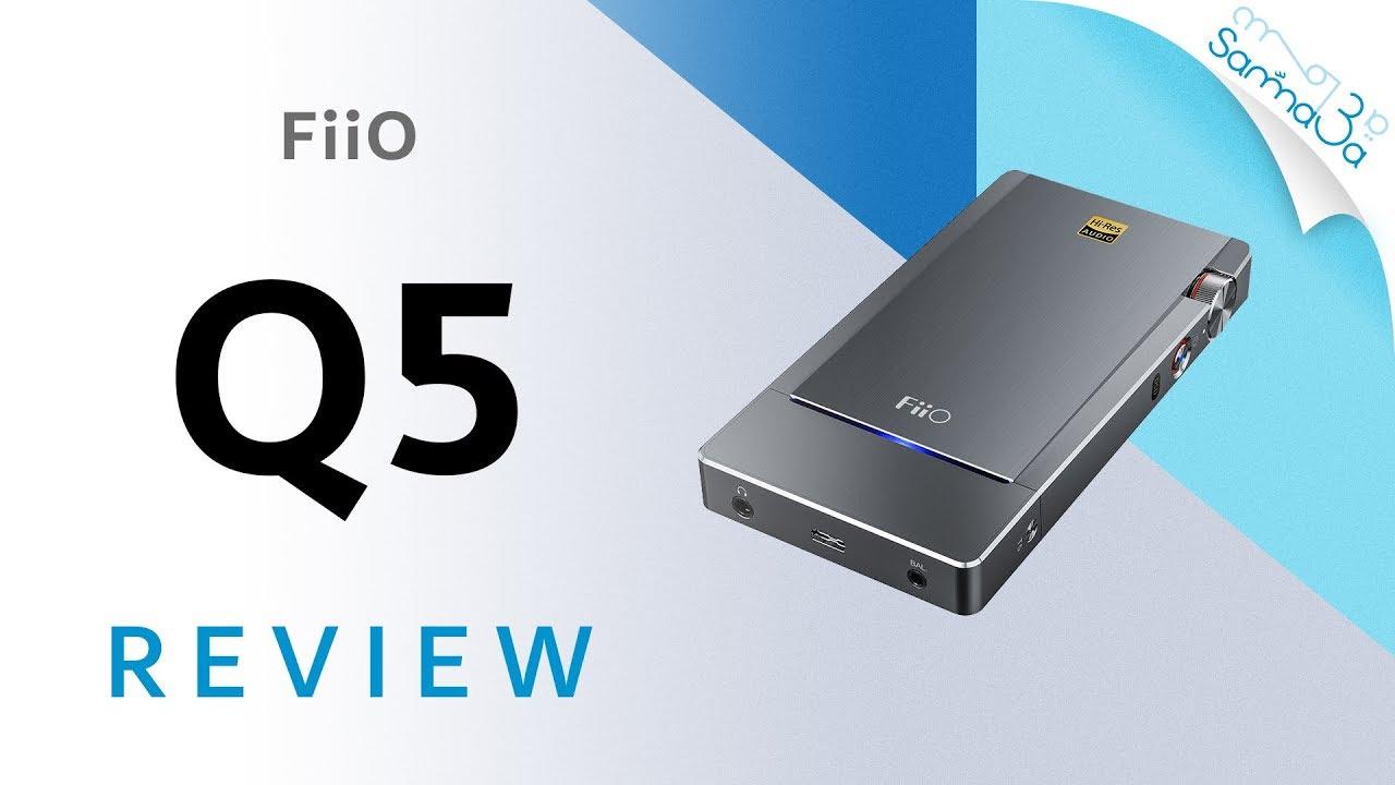 FiiO Q5 DAC Headphones Amplifier Review