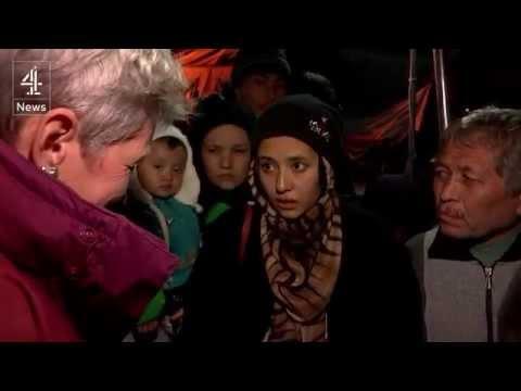 Refugee crisis: the Afghan refugees arriving on Lesbos