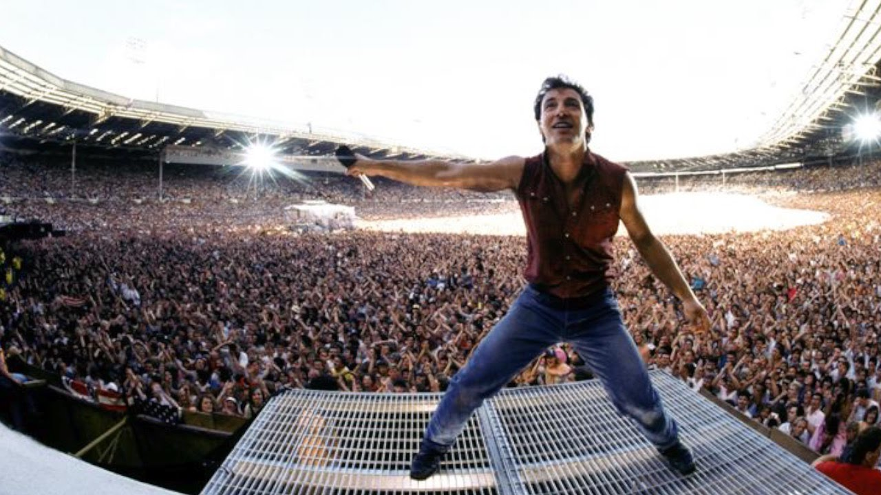 Top 10 Most Electrifying Live Bands of All Time - YouTube
