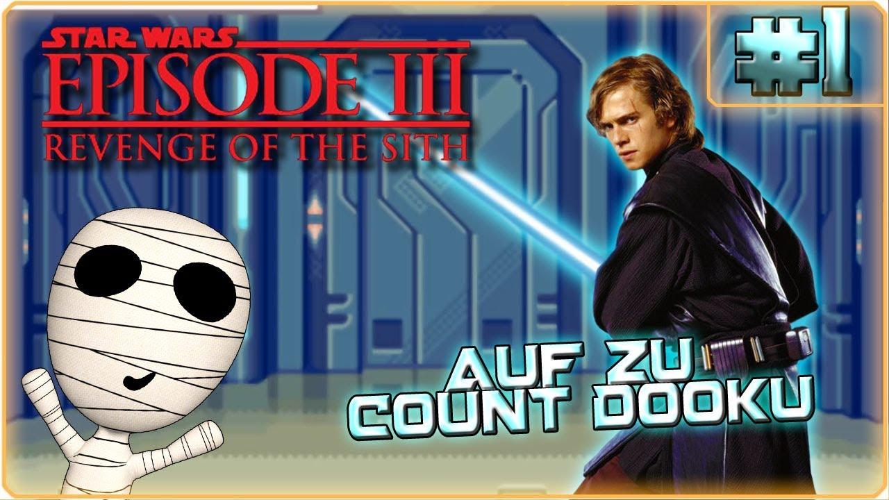 Star Wars Episode 3 Anakin Im Krieg 1 Die Rache Der Sith Deutsch Hd Nintendo Ds Youtube