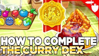 The Ultimate Curry Guide! How to Complete the Curry Dex in Pokemon Sword and Shield