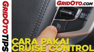 Cara Pakai Cruise Control Di Mitsubishi Pajero Sport Dakar 4x2 | How To | GridOto Tips