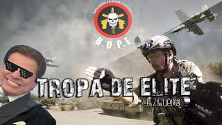 YouTube Poop: Tropa de Elite Ft. @canalzigueira
