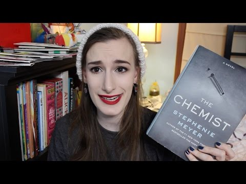 The Chemist by Stephenie Meyer - Rewiew (Spoiler & Non-Spoiler) | CookieAddictions