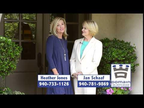 Jan Schaaf & Heather Jones | Domain Real Estate