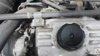 Silnik MITSBISHI LANCER 4G13 1.3 12V 227 000km