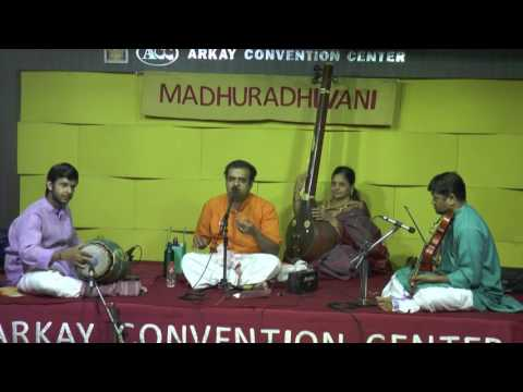 Arkay Convention Center's Sixth Anniversary Series - Ganesh Viswanathan Vocal