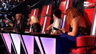 The Voice of Italy 2014 - Daria Biancardi (Blind Audition)